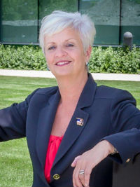 Mayor Stephanie M. Burke