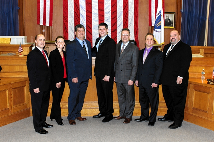 Medford City Council 2016-18