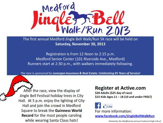 Medford Jingle Bell Festival