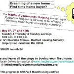 First-time Home Buyers Workshops May 2015