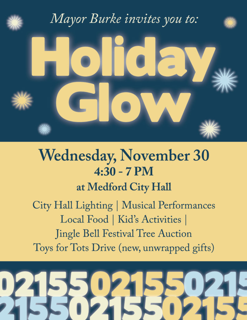 Holiday Glow celebration November 30, 2016