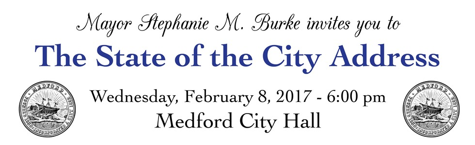 Mayor Burke State of the City address