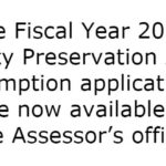 CPA exemptions fy 2018